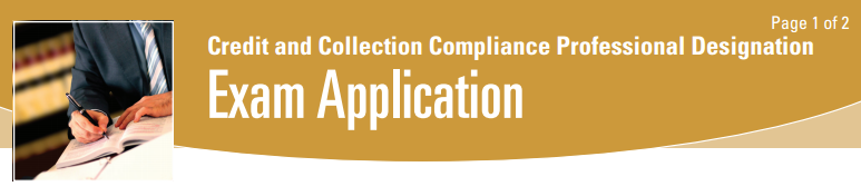 ACA Debt Collection Compliance CCCP Designation