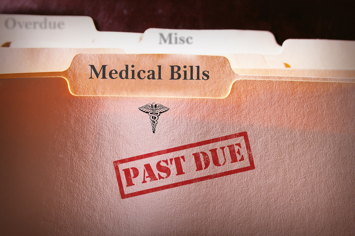 medical debt collection