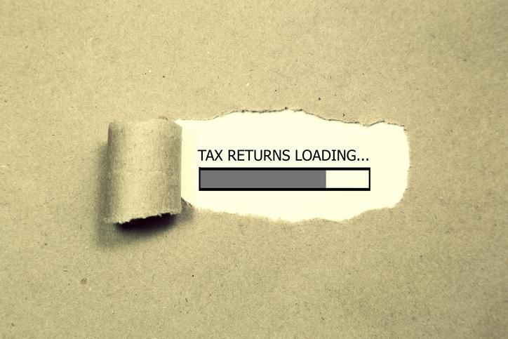 Tax Season Collections