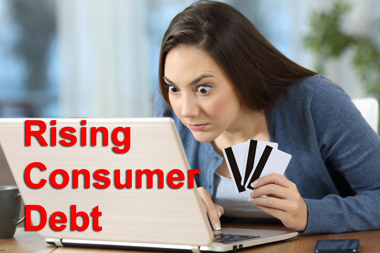 rising consumer debt