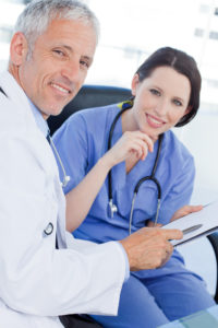 healthcare financial professionals