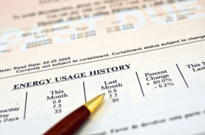 energy industry accounts receivable