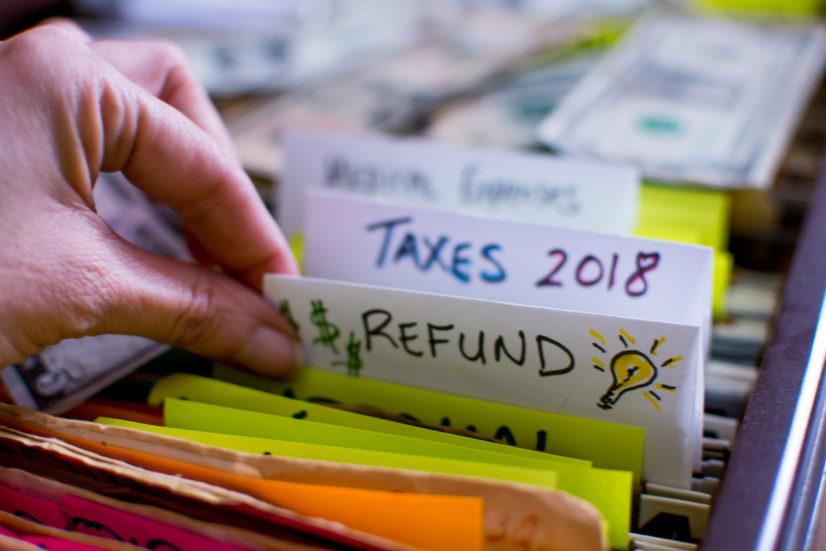 tax season strategy
