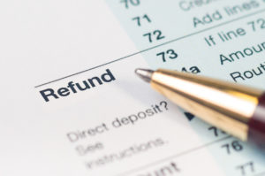 tax season refund