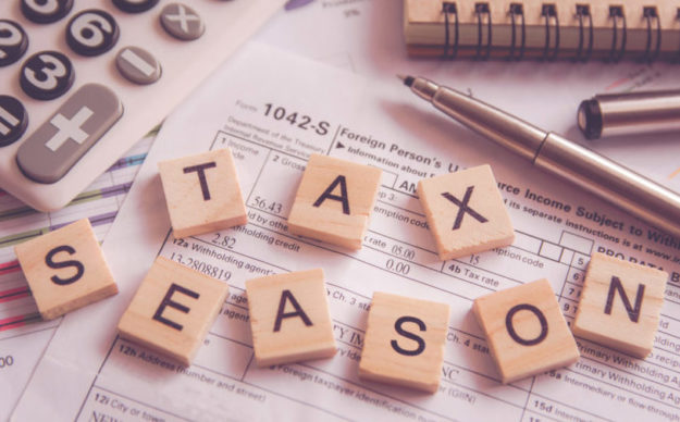 tax season debt collection strategy
