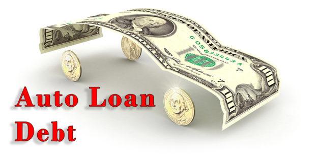 auto loan debt
